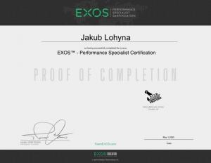 Exos - performance specialist